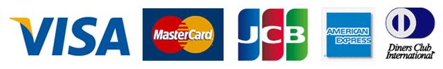 使用できるカード会社